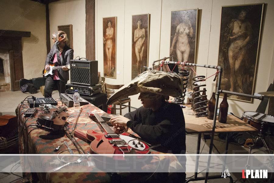 Sanctum Theatre's Cabinet of Antiquated Recording Devices 2012